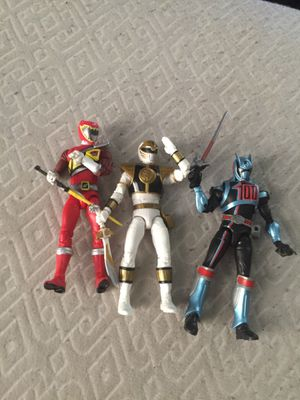 Power ranger lightning collection for Sale in South Houston, TX