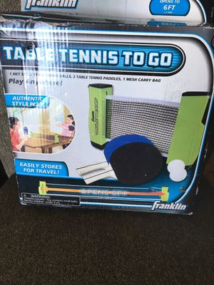 Table tennis for Sale in Cleveland, OH