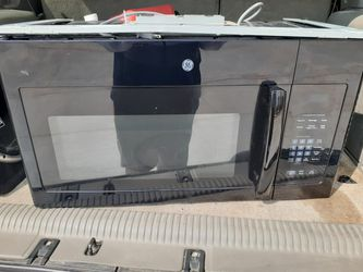 General Electric over the range microwave for Sale in San Angelo,  TX