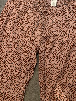 PINK Leopard Joggers for Sale in Port Richey,  FL