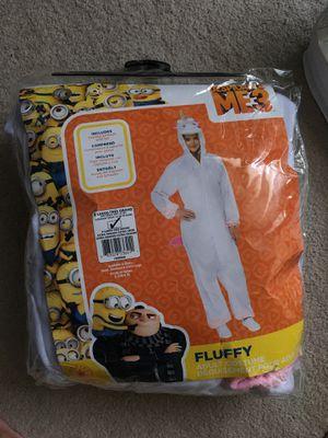 Fluffy unicorn costume for Sale in Alexandria, VA