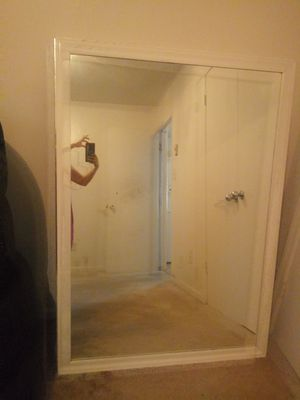 Big mirror for wall for Sale in Raleigh, NC