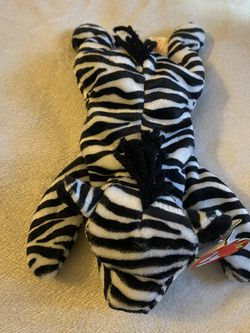 "Ty Beanie Baby ""Ziggy"" RARE 1995 for Sale in Morgan Hill,  CA"