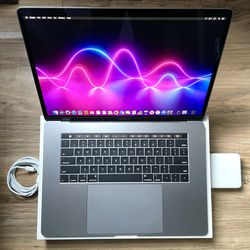 """FASTEST 3.1GHz Quad i7 512GB 15"""" MacBook Pro Touch Bar Retina High Performance Very Similar To 2019 & 2020 18 16"""" for Sale in Los Angeles,  CA"""