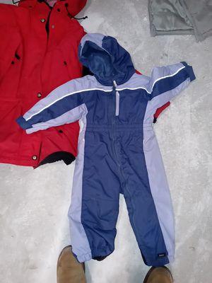 Rei baby purple heavy duty snowsuit 18 months for Sale in Roseville, CA