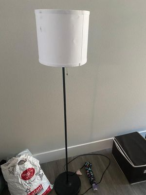 FLOOR LAMP! Move out SALE!! for Sale in Phillips Ranch, CA