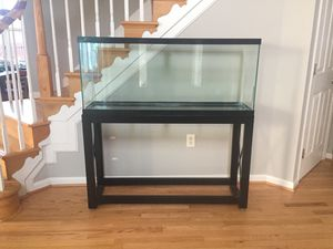 55 Gallon Aquarium 48 1/4 x 12 3/4 x 21 for Sale in Hanover, MD