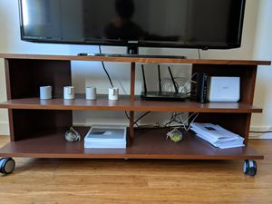Wood TV stand / Media Console for Sale in San Francisco, CA