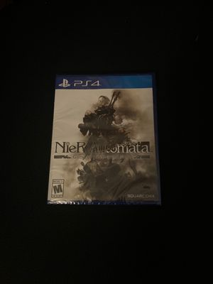 New/Sealed PS4 Game - Nier Automata (Game of the Yohra Edition) for Sale in Silver Spring, MD