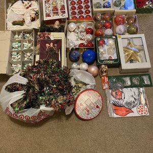 Christmas decorations for Sale in Renton, WA