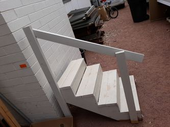 Custom made RV steps and decks for Sale in Payson,  AZ