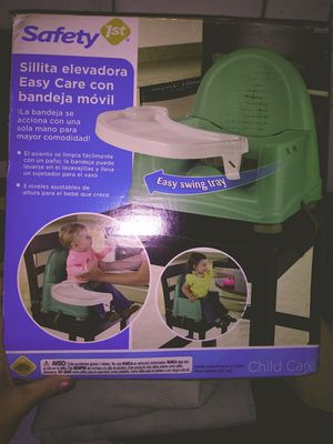 Safty 1st Baby Booster Seat for Sale in Marietta, GA