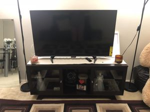Wood- TV Stand for Sale in Annandale, VA