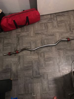 Curl bar for Sale in Bronx, NY