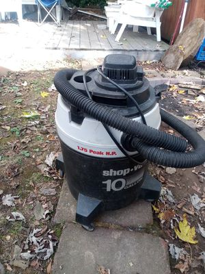 Shop vac 10gal for Sale in Georgetown, KY