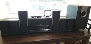 Onkyo stereo system for Sale in Sterling Heights, MI
