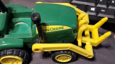 John Derek Learning Curve Tractor With Hay Fork for Sale in Buena Park,  CA