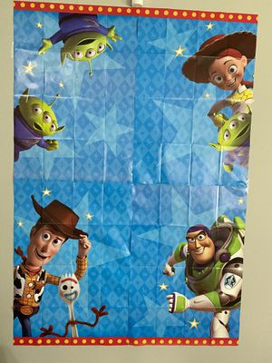 Toy story party decorations for Sale in Deltona, FL