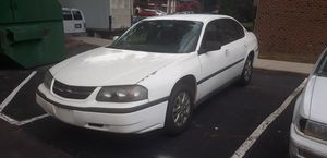 2004 chevy impala for Sale in Raleigh, NC