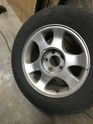 "15"" wheels 5x4.5 for Sale in Peoria, IL"