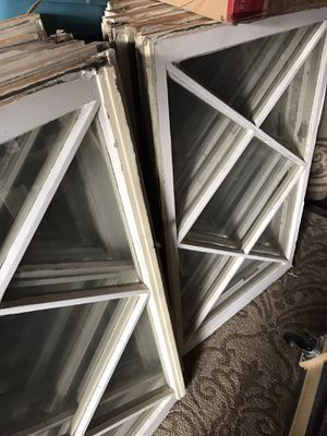 Vintage diamond windows for Sale in La Habra, CA
