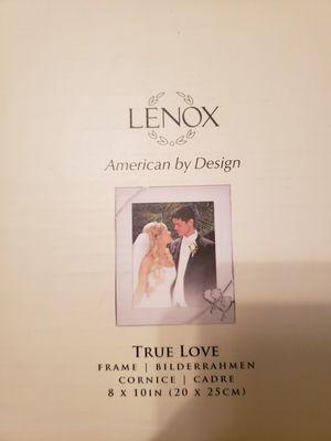 NEW Lenox 8×10 frame for Sale in Monroe, LA