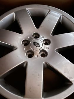 "20"" Factory OEM Land Rover Range Rover Wheels 5x120 for Sale in Woodinville,  WA"