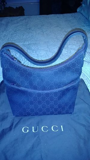 NEW GUCCI Brown Monogram Canvas Hobo Handbag for Sale in Bal Harbour, FL