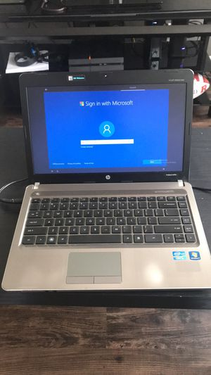 Windows 7 HP ProBook 4430s for Sale in O'Fallon, IL