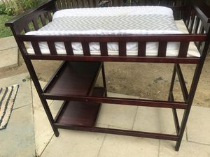 Baby changing table for Sale in Glenn Dale, MD
