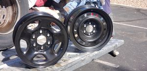 16 inch Rims 6 lug for Sale in Mesa, AZ
