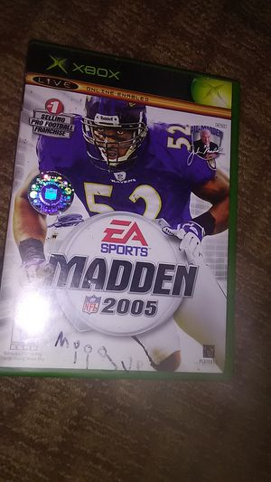 EA sports Madden (2005) for Sale in Apache Junction, AZ