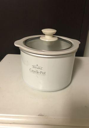 Rival Mini Crockpot for Sale, used for sale  La Quinta, CA