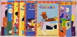 Little Bill Nick Jr Series Scholastic Books Collection 12 paperbacks 3 hardbacks for Sale in Portsmouth, VA
