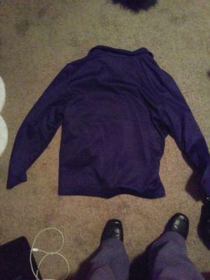 Van Heusen Traveler Large Overshirt with zipper for Sale in Rogers, AR