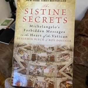 The Sistine Secrets for Sale in Boston, MA