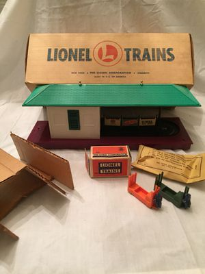 Rare 1950s Lionel Freight Station for Sale in Centreville, VA