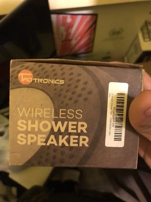 Bluetooth shower speaker for Sale in St. Louis, MO