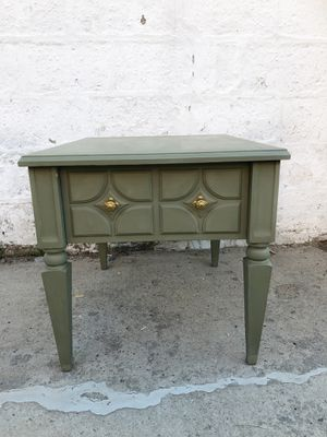 Mersman antique side table for Sale in Queens, NY
