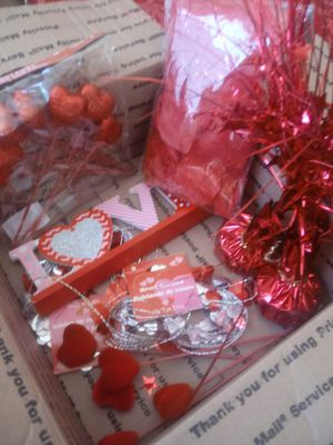 $1 Lot of Heart Love Valentine's Theme for Sale in Hemet, CA
