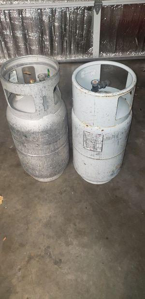Propane forklift tanks. for Sale in Glendale, AZ