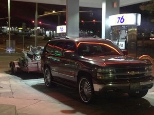 Chevy Tahoe 2003 for Sale in Seattle, WA
