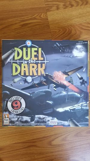 Duel in the Dark Boardgame for Sale in Westminster, MD