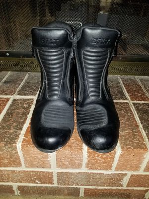 Motorcycle boots 13 for Sale in Fort Washington, MD