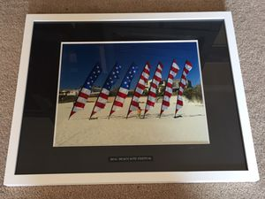 White picture frame - home decor for Sale in Long Beach, CA