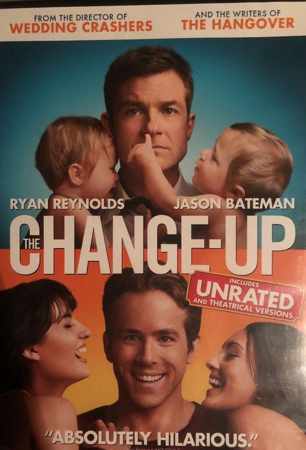 Change-up DVD