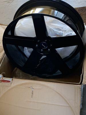 26 inch rims for Sale in Winton, CA