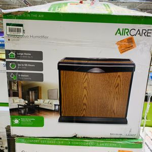 AIRCARE Evaporative Humidifier for Sale in Moreno Valley, CA