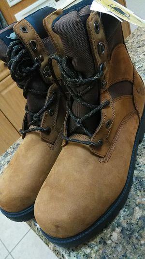 13 wide work boots for Sale in Davie, FL