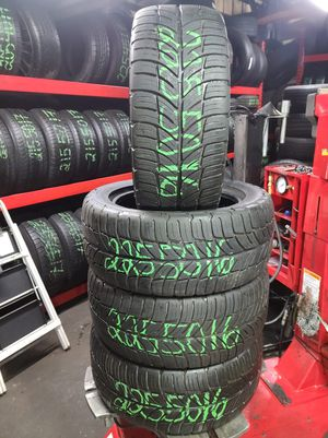 225/50/16 BFG G-Force Comp-2 AS 85% Labor Included for Sale in Everett, WA